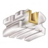 LUXI II Roth .022'' набор брекетов 20 шт. (металлизированный паз)